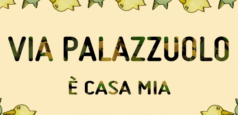 Via Palazzuolo è casa mia